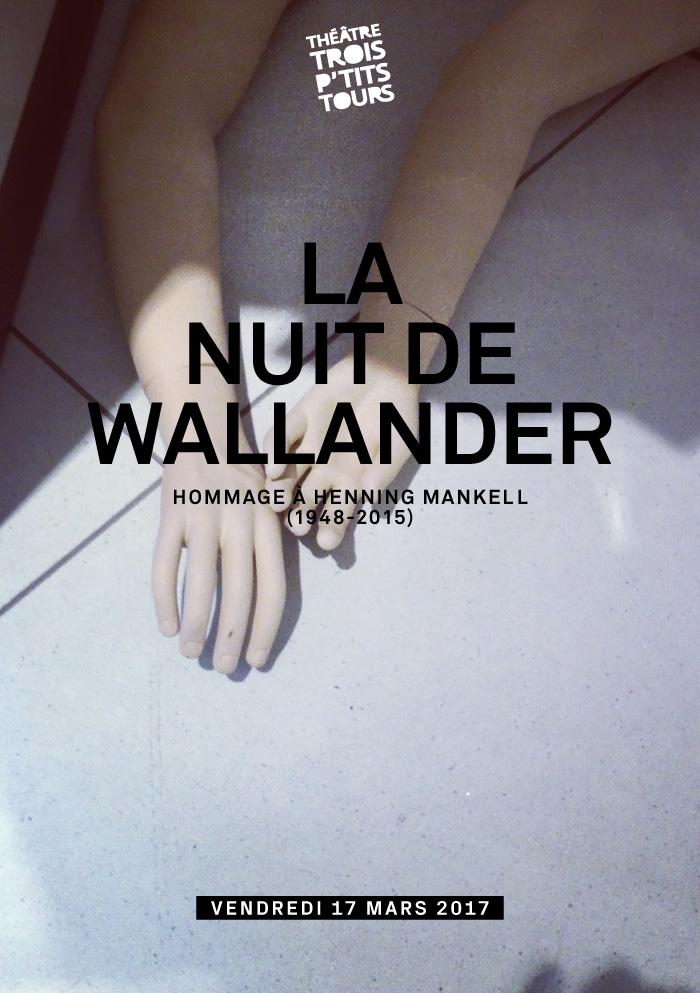 La nuit de Wallander – Hommage à Henning Mankell
