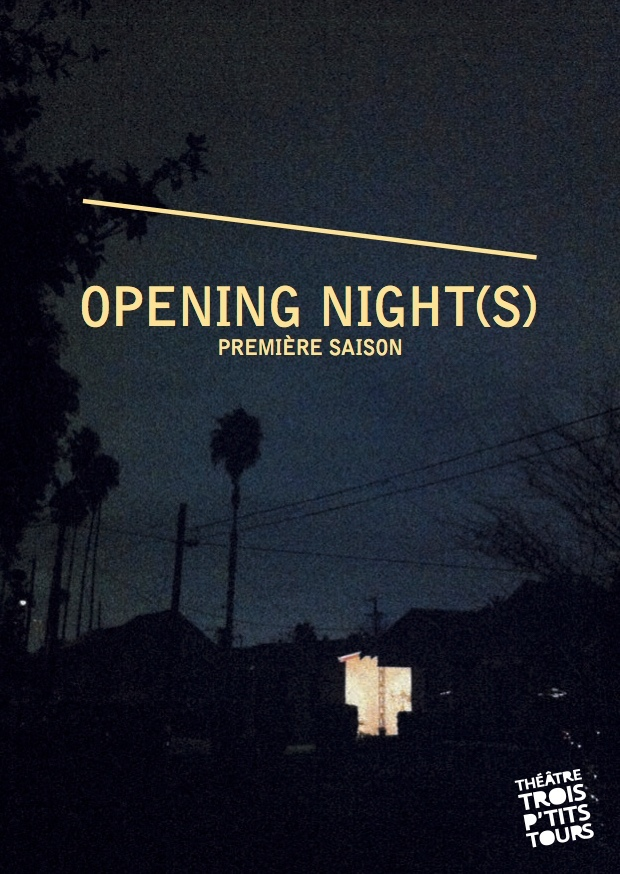 Opening Night(s) S01