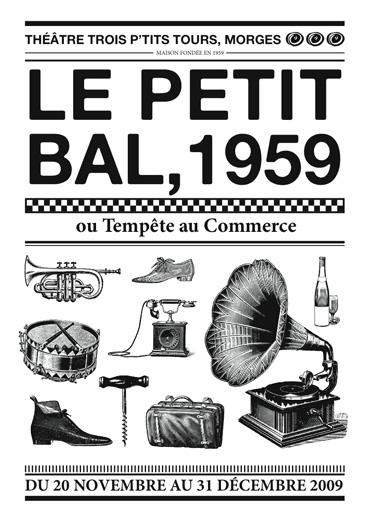 Le petit bal, 1959