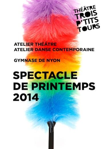 Atelier théâtre – Danse contemporaine du Gymnase de Nyon