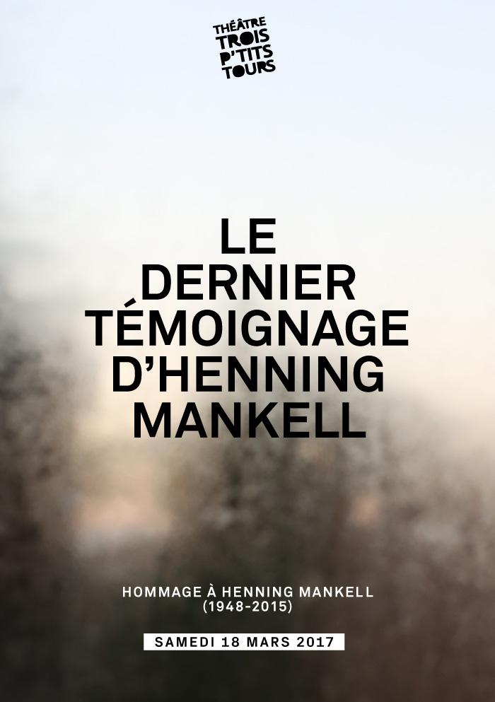 Sable mouvant : Fragments de ma vie – Hommage à Henning Mankell
