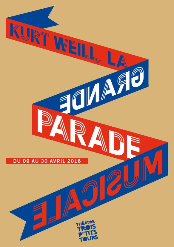 Kurt Weill, la grande parade musicale
