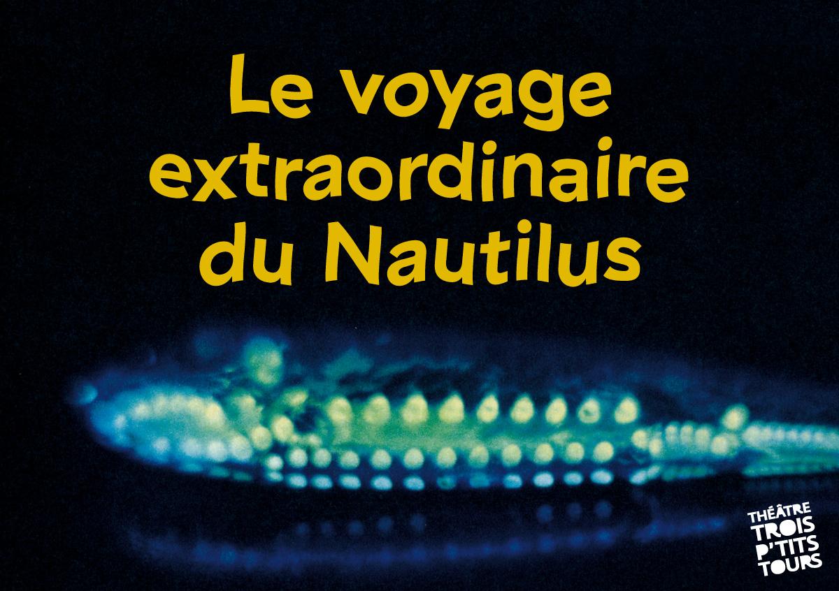 Le Voyage extraordinaire du Nautilus