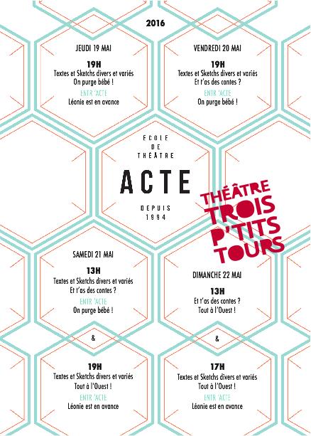 ACTE aux Trois P'tits Tours