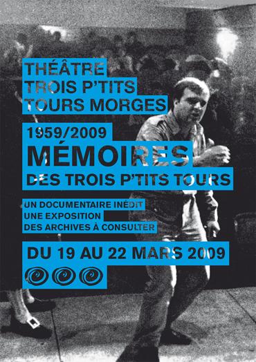 1959-2009 / Mémoire des Trois P'tits Tours