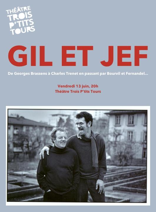 Gil et Jef