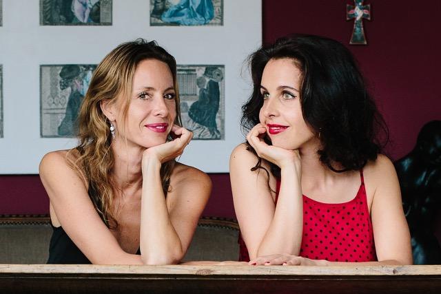 Mélanie Chappuis et Doris Sergy<br><em>Mourir et vivre d'amour</em>