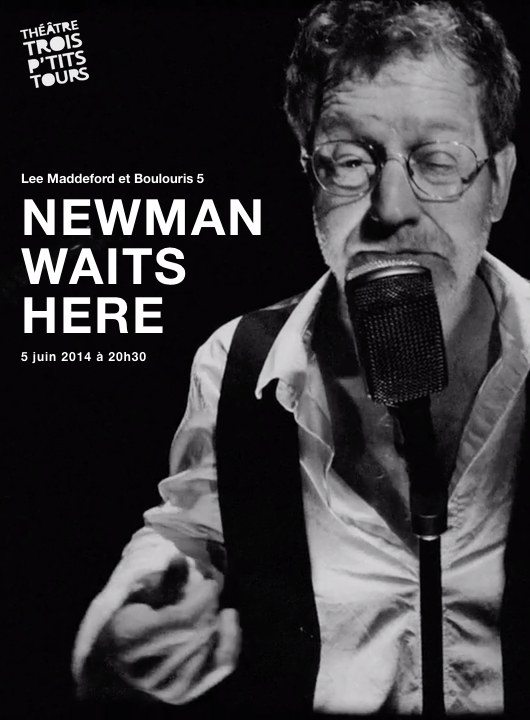 Newman waits here