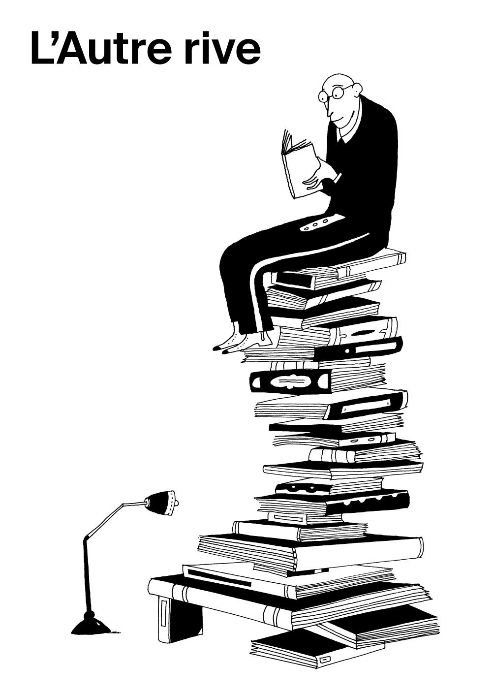 Prologue n°2: L'autre rive I – Rencontres littéraires